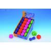 Nobby Kutyajáték gumiból vegyes játékok 6-10cm (gömb,kocka,súlyzó)