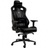 NOBLE CHAIRS Noblechairs EPIC Gamer szék, Fekete/Kék (NBL-PU-BLU-002)