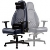 NOBLE CHAIRS Noblechairs ICON Bőr Gamer szék - Éjkék/Grafit