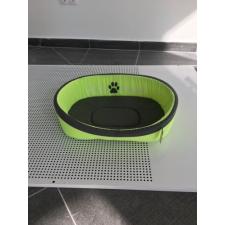 Nobleza UV zöld kisállat fekhely, 38x23cm szállítóbox, fekhely kutyáknak