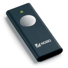 """NOBO Lézermutató, piros fényű, 200 m NOBO, """"P1"""" távirányító"""