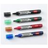 NOBO Táblamarker, 1-3 mm, folyékonytintás, NOBO, kék (12 db)