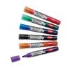 NOBO Táblamarker készlet, 1-3 mm, folyékonytintás, 6 különböző szín