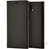 Nokia 3 gyári flip tok, fekete, CP-303