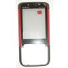 Nokia 5610 előlap fekete-piros