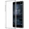 Nokia 5 gyári slim hátlap tok, átlátszó, CC-102