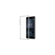 Nokia 5 gyári slim hátlap tok, átlátszó, CC-102 tok és táska