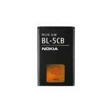 Nokia BL-5CB gyári akkumulátor (800mAh, Li-ion, C1-01,101)* mobiltelefon akkumulátor