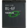 Nokia BL-6F gyári bontott akkumulátor Li-Ion 1200mAh