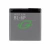 Nokia BL-6P utángyártott akkumulátor Li-Ion 830mAh (6500c, 7900)