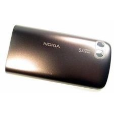 Nokia C3-01 akkufedél barna mobiltelefon kellék