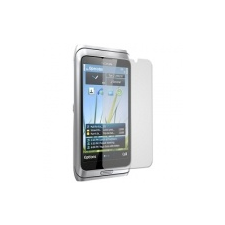 Nokia E7-00 kijelző védőfólia* mobiltelefon előlap
