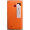 Nokia Lumia 530 hátlap (akkufedél) narancs*