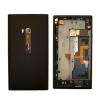 Nokia Lumia 900 komplett ház fekete*
