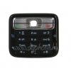 Nokia N73 billentyűzet fekete*