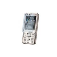 Nokia N82 kijelző védőfólia* mobiltelefon előlap
