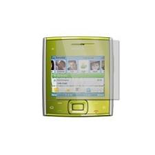 Nokia X5-01 kijelző védőfólia* mobiltelefon előlap