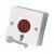 Noname Pánikgomb (PB02P) műagyag házzal, kulcsal visszaállítható, falra szerelhető