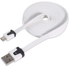 Noodle USB DATA CABLE MICRO USB WHITE 3M