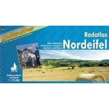Nordeifel Radatlas - Esterbauer térkép
