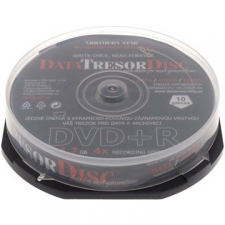 NORTHERN STAR DATA TRESOR DISC DVD + R 10p cakebox