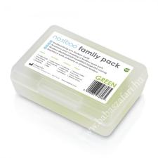 Nosiboo Family Pack kiegészítő csomag - Zöld orrszívó