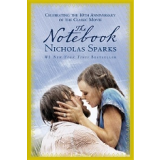 Notebook – Nicholas Sparks idegen nyelvű könyv