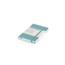 Notesz A6 smaragd pocket négyzetrácsos pocket LEUCHTTURM jegyzettömb