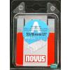 Novus tűzőkapocs A 11,3x0,7mm 10mm 1000db-os szuperkemény
