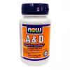 Now Foods A&D Vitamin 1000/400 -Now-