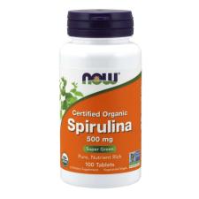 Now Foods Spirulina 500 mg táplálékkiegészítő