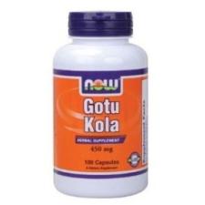 Now Gotu Kola kapszula 100 db vitamin és táplálékkiegészítő