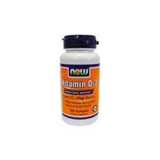 Now Vitamin D3 Kapszula 180db vitamin