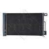 NRF Kondenzátor, klíma NRF EASY FIT 35780