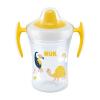 Nuk | NUK | Baba itató pohár NUK Trainer Cup 230 ml sárga | Sárga |