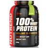 Nutrend 100% Whey fehérje - Nutrend 2250 g strawberry