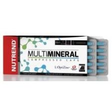 Nutrend Multimineral COMPRESSED 60 kps táplálékkiegészítő