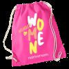 Nutriversum - Wshape - Wonder Woman Pink - tornazsák