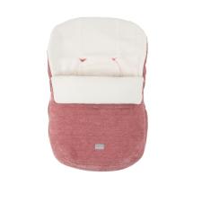 Nuvita AW Ovetto Buggy bundazsák 80cm - Pink Velvet / Beige - 9245 babakabát, overál, bundazsák