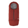 Nuvita Carry On 2 az 1-ben bundazsák 80/105cm - Melange Dark Red / Gray - 9845