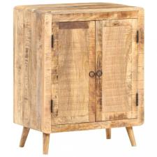 Nyers mangófa komód 60 x 35 x 76 cm bútor