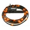 NZXT CB-LED20-OR 24x narancssárga LED Sleeve - 2m