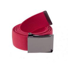 O&T Foster large elasztikus öv piros, 3.6cm