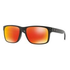 Oakley OO9102 E2 HOLBROOK MATTE BLACK PRIZM RUBY napszemüveg