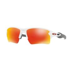 Oakley OO9188 93 FLAK 2.0 XL POLISHED WHITE PRIZM RUBY napszemüveg