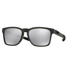 Oakley OO9272 03 CATALYST STEEL CHROME IRIDIUM napszemüveg