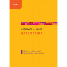 Obádovics J. Gyula Matematika (21. kiadás) tankönyv