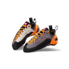 Ocun Mászócipő Ocún Jett LU szürke/narancssárga / Cipőméret (EU): 45 hegymászó felszerelés