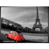 Odea.hu Bogaras Párizs vászonkép 40x30 1 részes