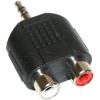 OEM audio 3,5 mm jack -&gt, 2x RCA